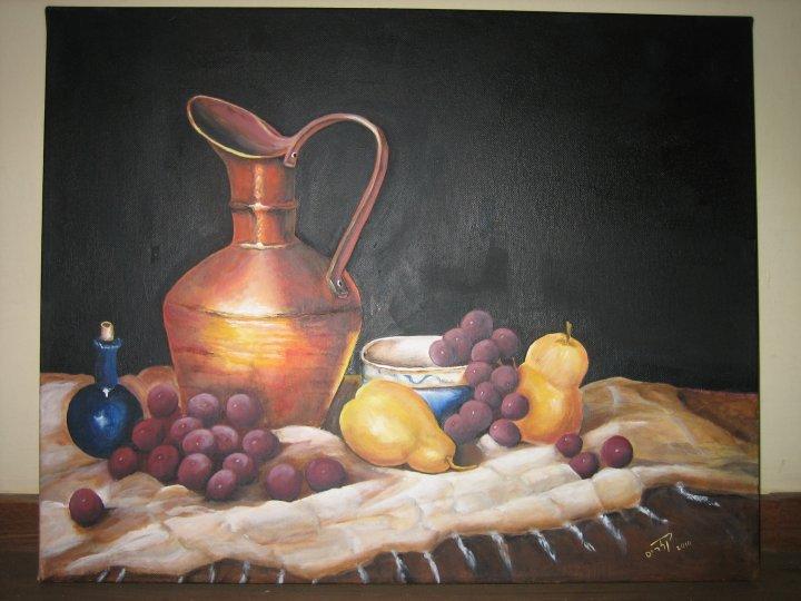 חוג ציור לילדים למבוגרים בכרמיאל