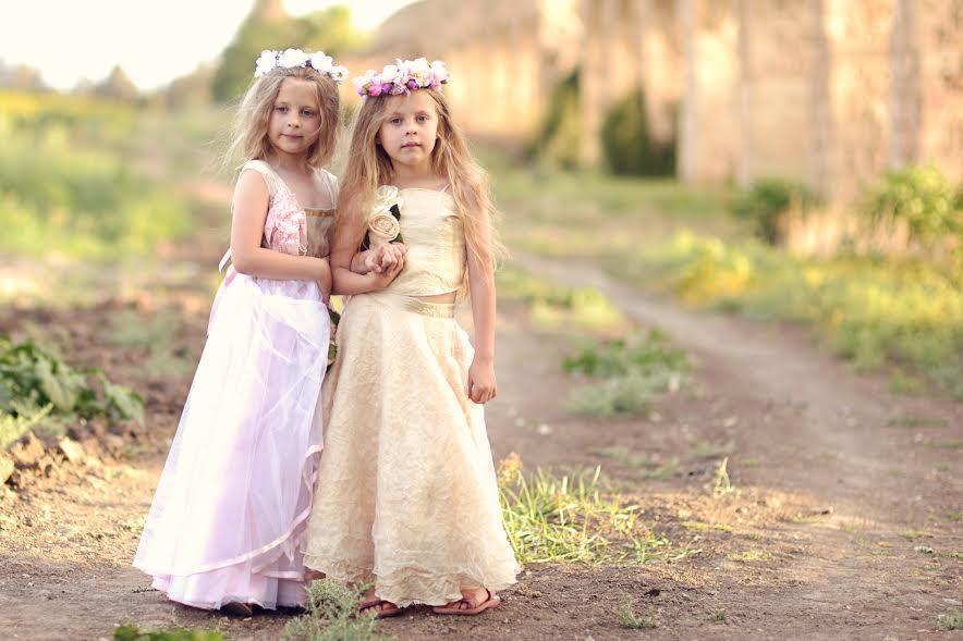 זר יום הולדת , זרים ליום הולדת בנות, זר שושבינה