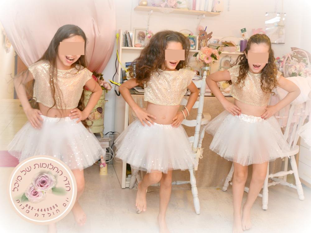 בלט, יום הולדת בלט, יומולדת בנות בלרינות