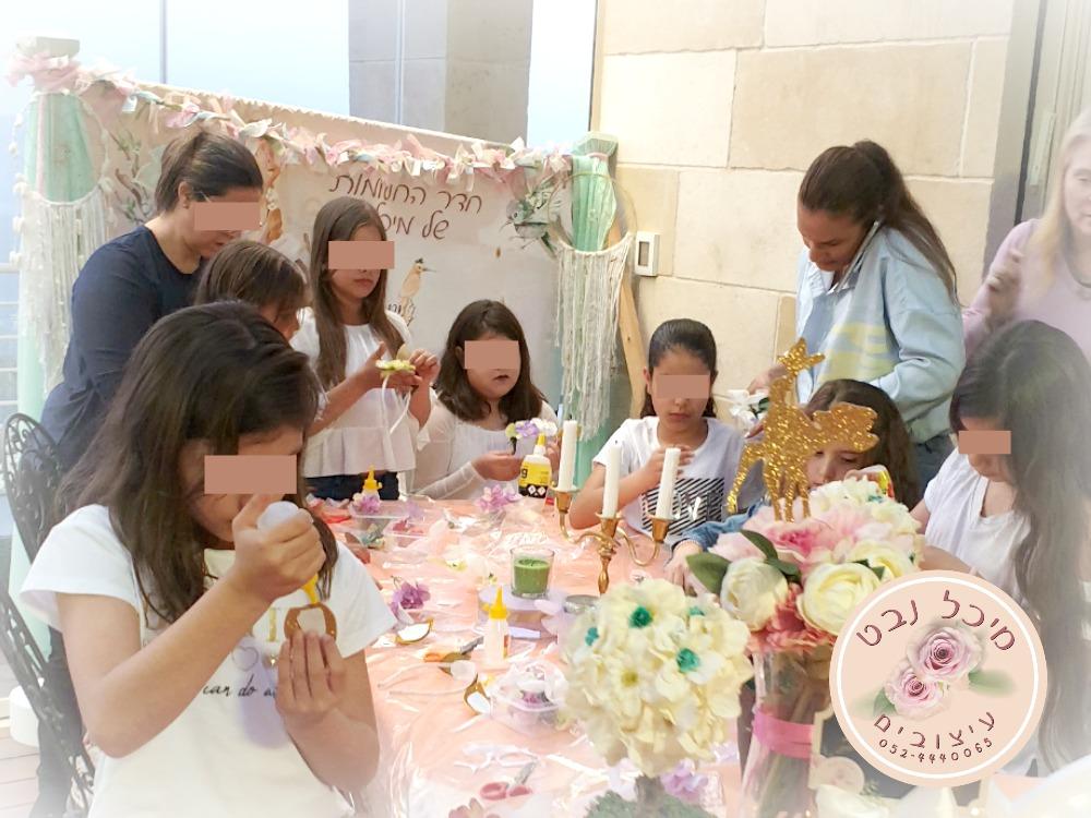 יום הולדת יצירה, ערכות ליום הולדת בנות, יומולדת