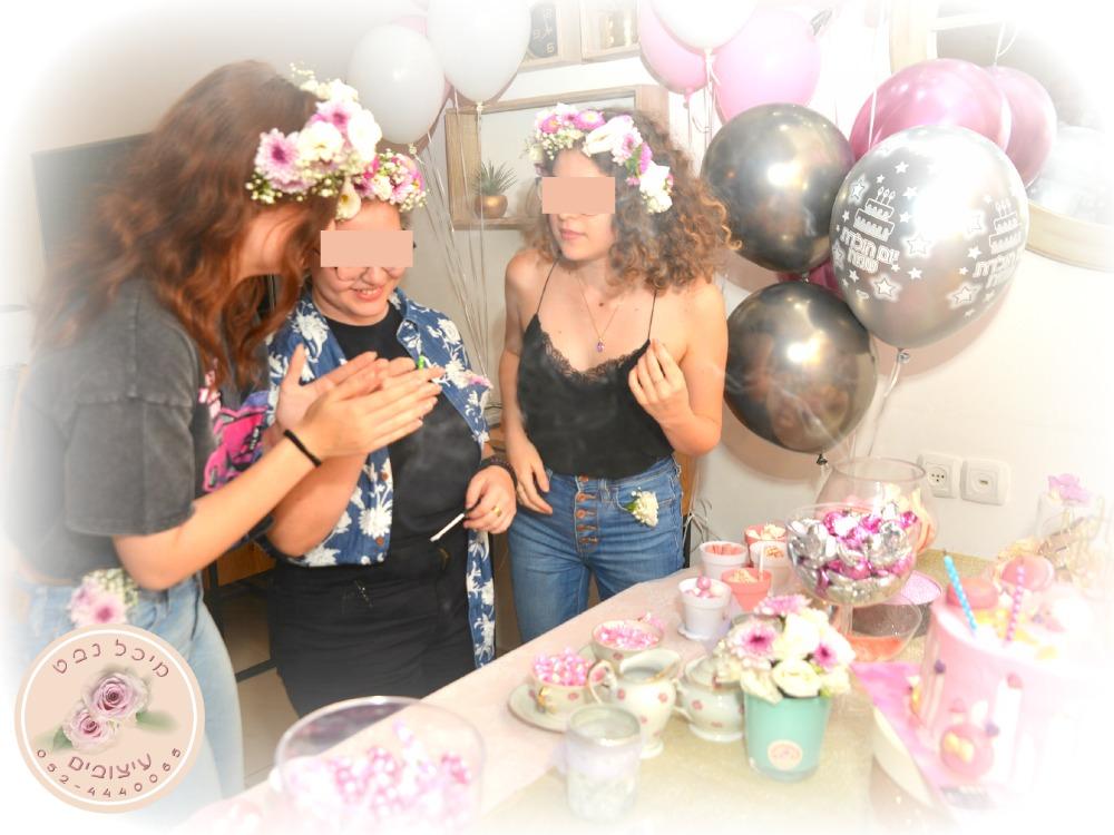 יום הולדת 16, רעיון 16 המתוק, SWEET SIXTEEN PARTY