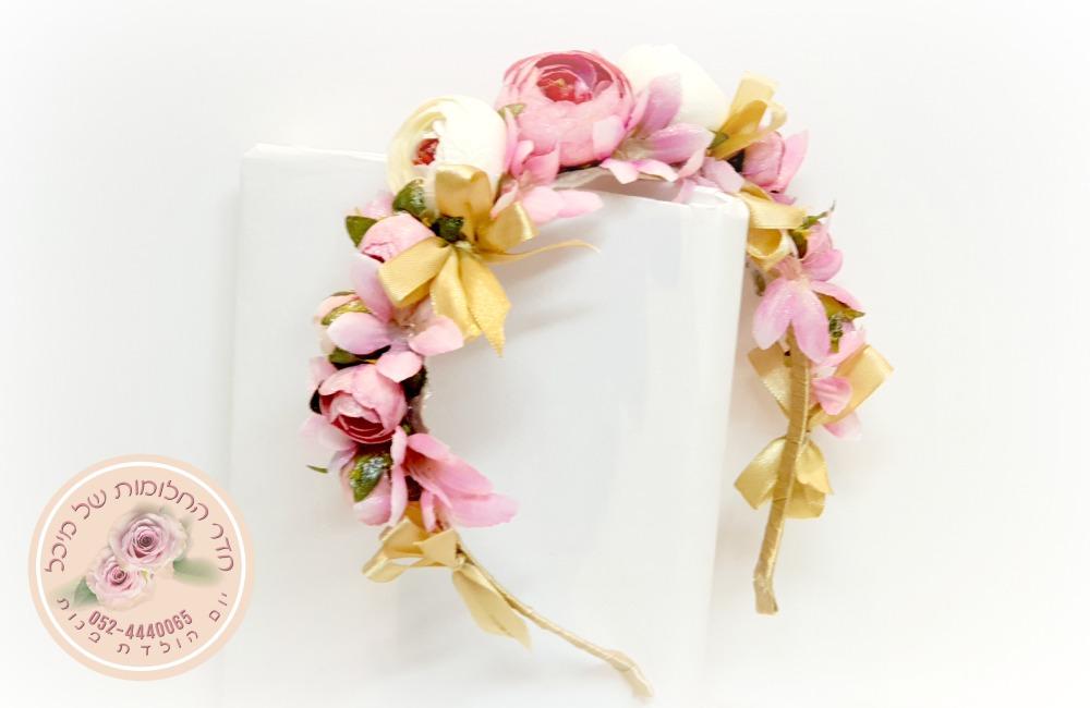 רעיון לבת מצווה פרחים, רעיון יום הולדת לנערות פרחי