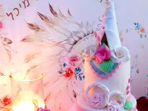 סדנת עיצוב עוגות, סדנת יצירה לרווקות, סדנת רווקות