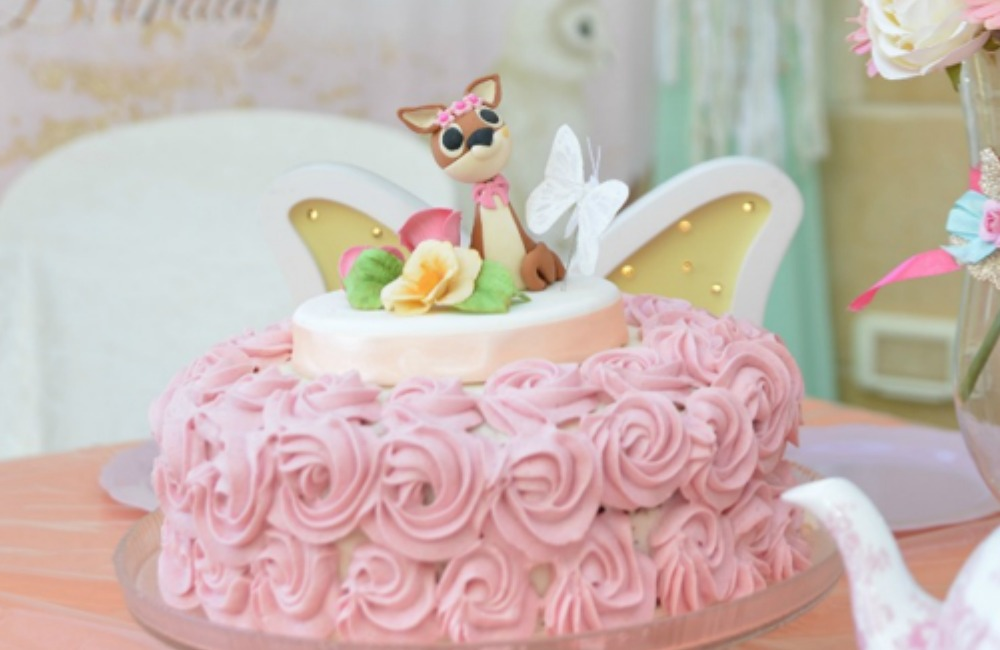 סדנאות יום הולדת, סדנת בצק סוכר יום כיף אמא ובת