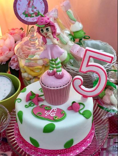 יום הולדת בנות בכרמיאל, עיצוב עוגות יום הולדת