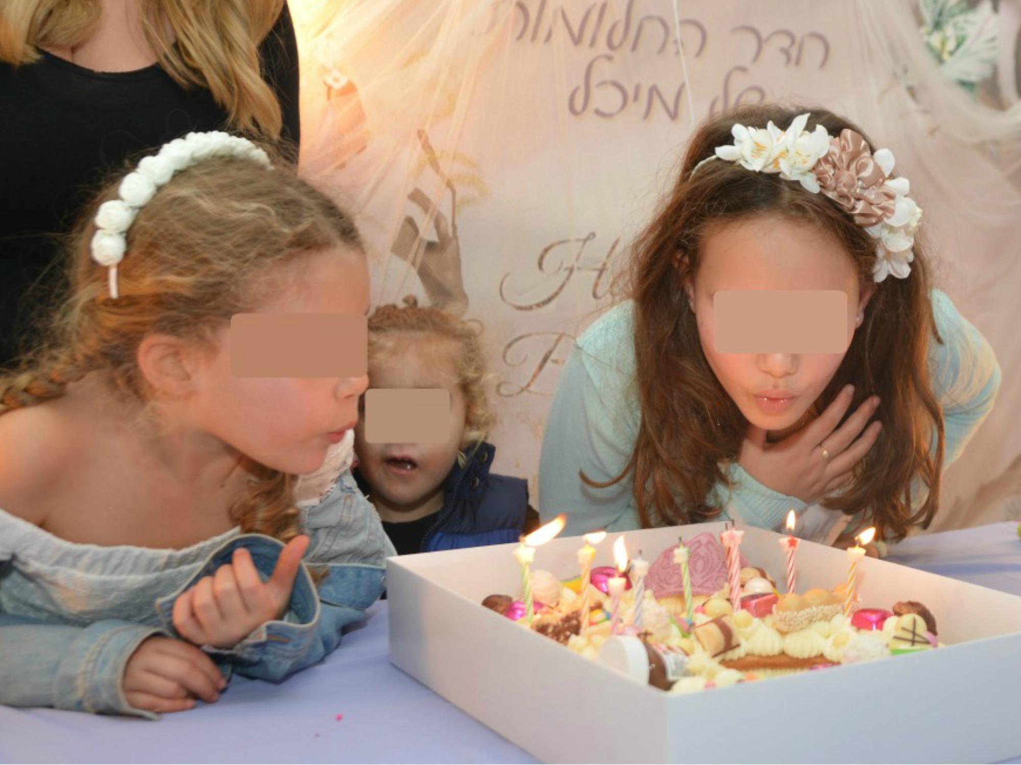 יום הולדת בנות, הפעלה ליום הולדת יצירה