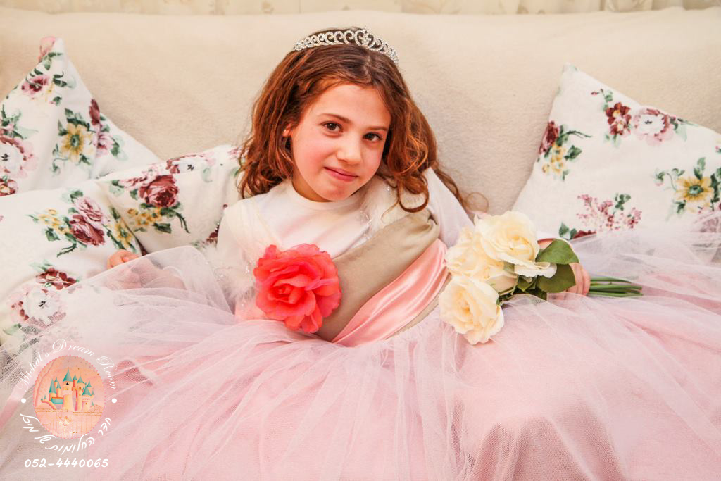 איך חוגגים יום הולדת נסיכות