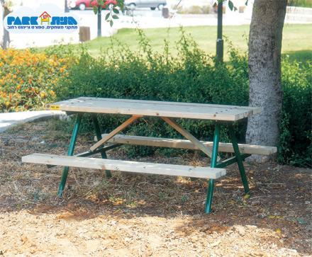 """שולחן דגם ירקון מק""""ט 6160"""
