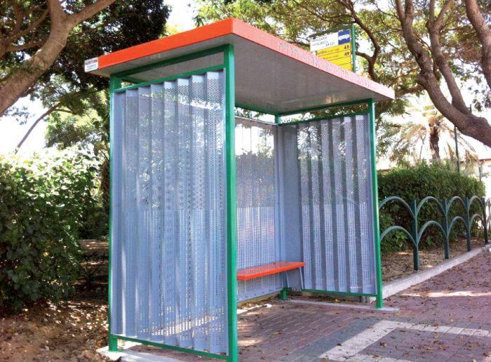 תחנת הסעה אבן יהודה 6309