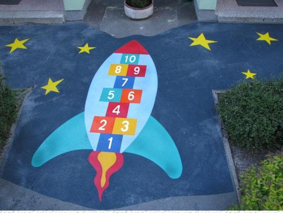 """משחק רצפה קלאס טיל מק""""ט 908553"""