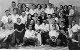In the wedding of Yaakov Ageyev and Chana Herman  20.8.1946