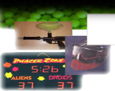 ירי ברובה פיינטבול