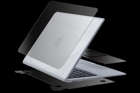 מדבקת הגנה שקופה למחשב נייד לפי הזמנה