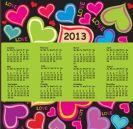 מדבקות לוח שנה 2
