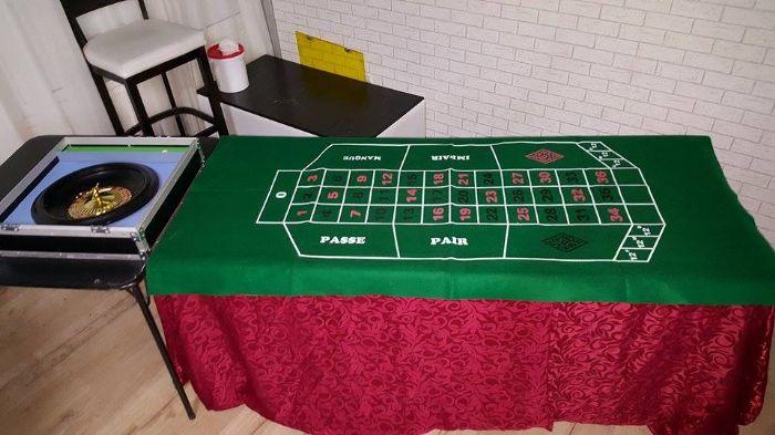 שולחן רולטה