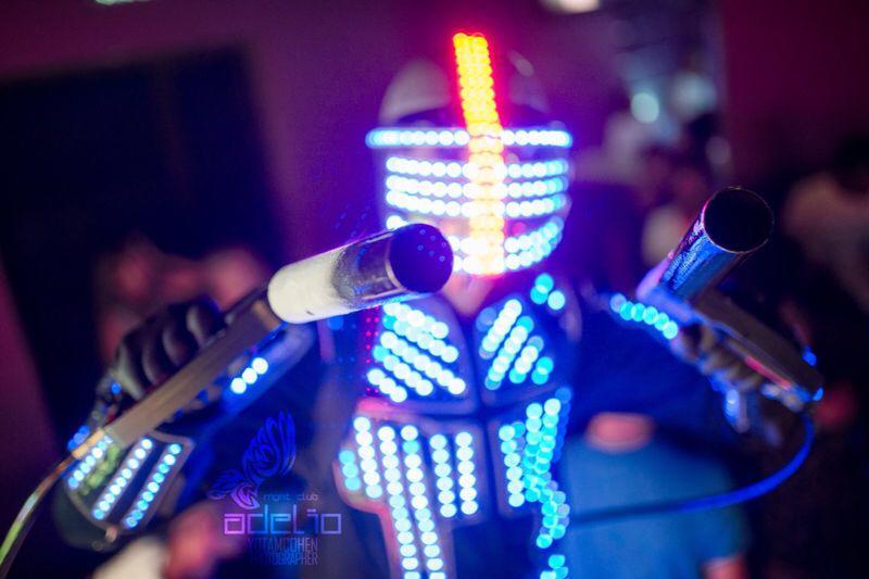רובוט לד
