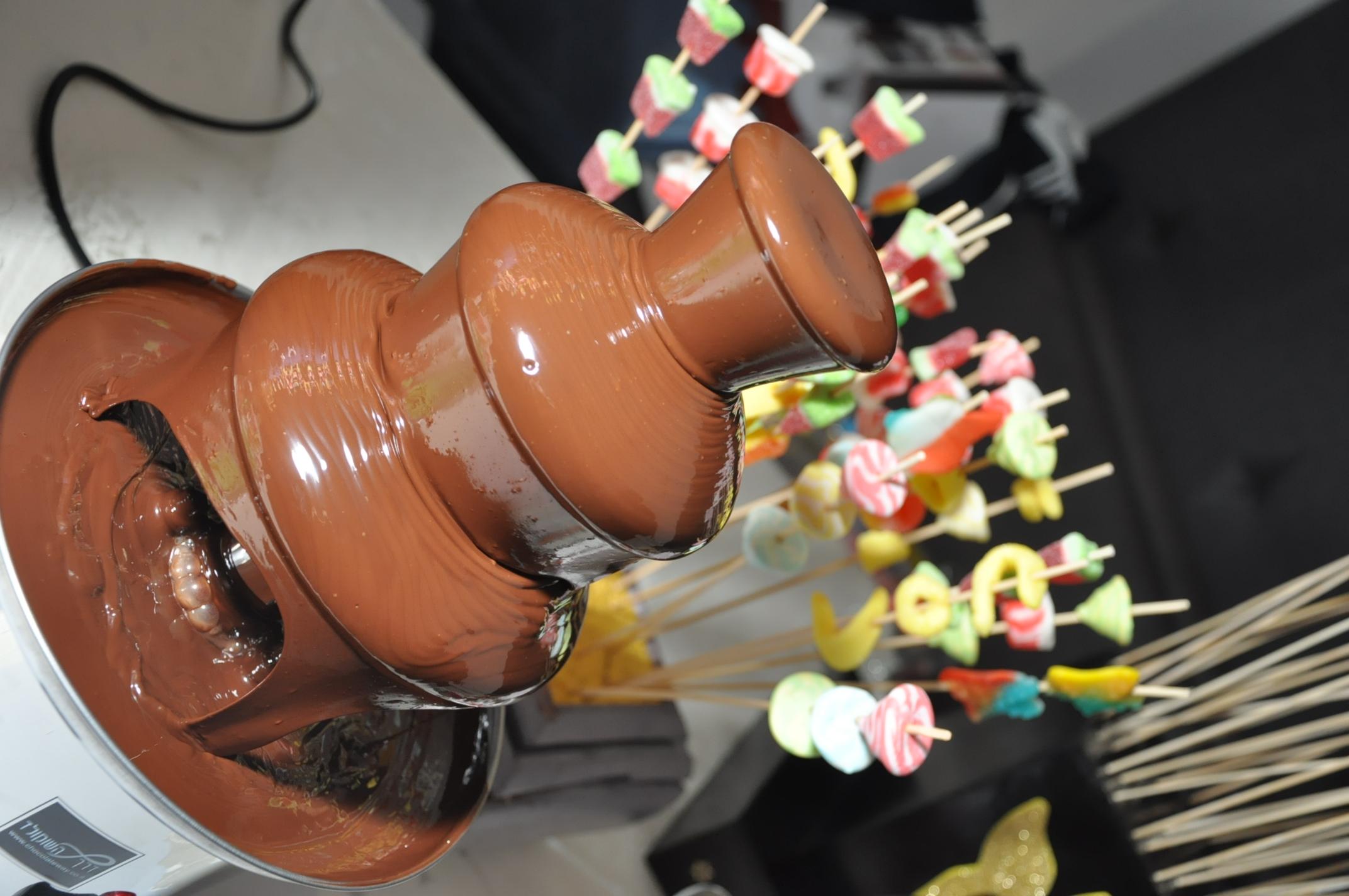 מפל שוקולד