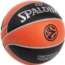 כדורסל עור SPALDING רישמי יורוליג TF1000