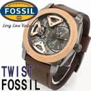 שעון יד FOSSIL ME1122 - מנגנון מכני