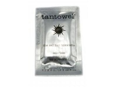 מגבוני שיזוף לגוף Tantowel