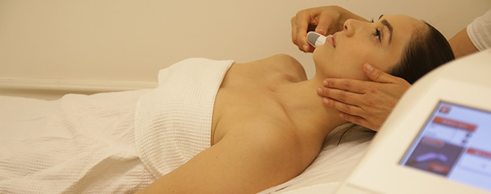 טיפול החדרת לחות לעור