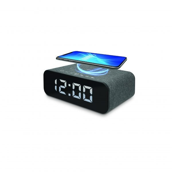 לחץ כאן לרכישת שעון מעורר עם משטח טעינה PURE ACOUSTICS