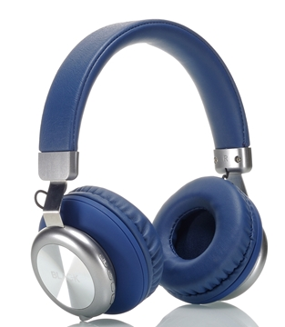 לחץ כאן לרכישת אוזניות קשת בלותוס BLACK H300 כחול