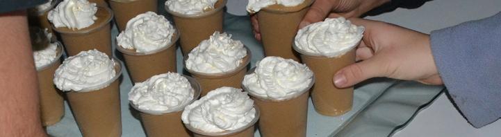 דוכן אייס קפה למסיבת בת מצווה