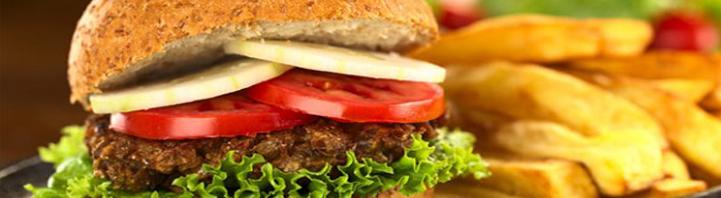 דוכן המבורגר לבת מצווה