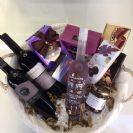 מארז וודקה יינות ושוקולדים
