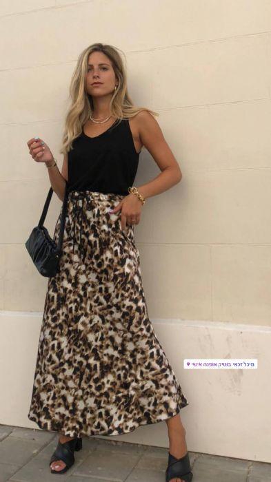 חצאית דגם פאני