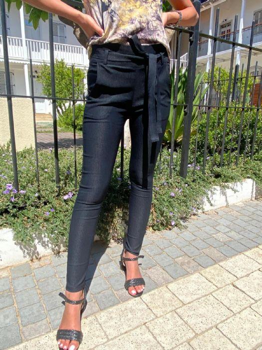 מכנסי ברברה שחור