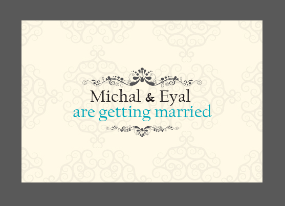 תוכנה לעיצוב הזמנות לחתונה בחינם