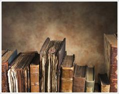 ספרי ספרות עתיקים
