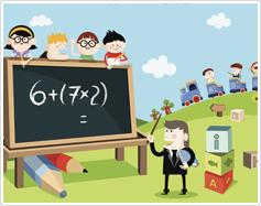 איור לימודי מתמטיקה