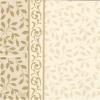קרם/זהב עלים 891