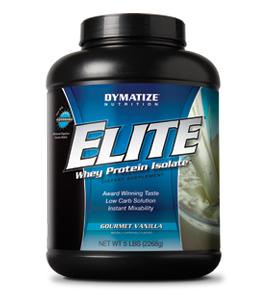 אבקת חלבון DYMATIZE ELITE