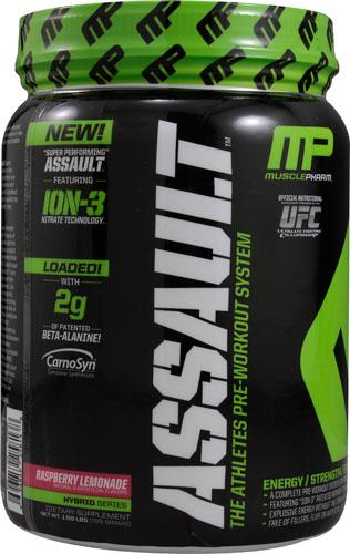 Muscle Pharm Assault 50 servings