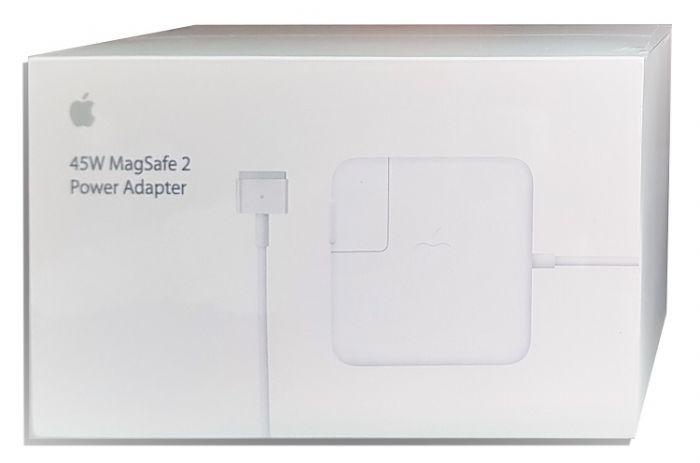 מטען מקורי Apple MagSafe2 45W מארז לבן מקורי