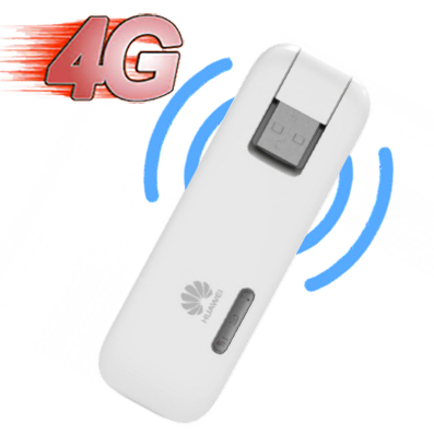 מודם סלולרי Huawei E8278 *כולל WIFI* אידיאלי לרכב 4G עד 150Mb/S