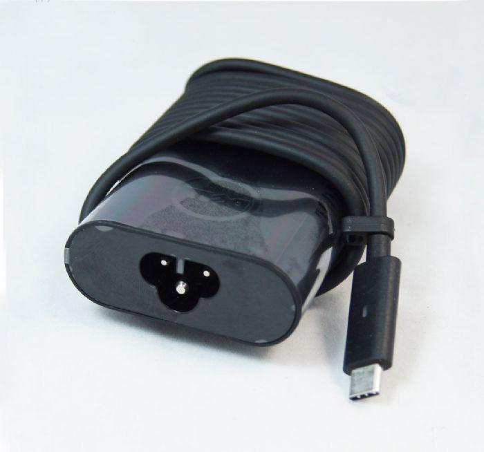 מטען מקורי למחשב נייד  Dell 20V 2.25A USB-C