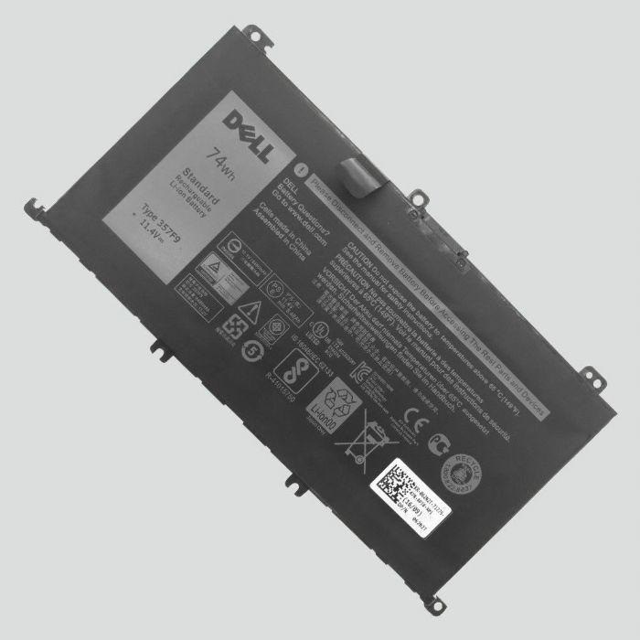 סוללה מקורית למחשב נייד Dell 357F9 battery