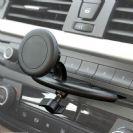 מעמד מגנטי לסמרטפון בחיבור הדיסקים CD