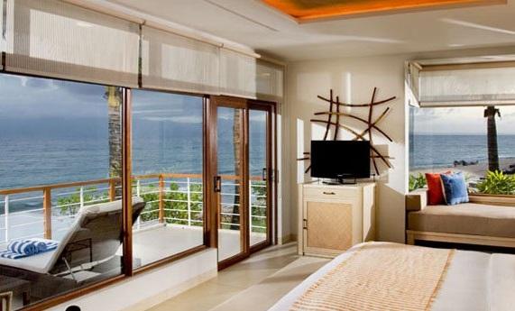מלון עם נוף עוצר נשימה בפיליפינים