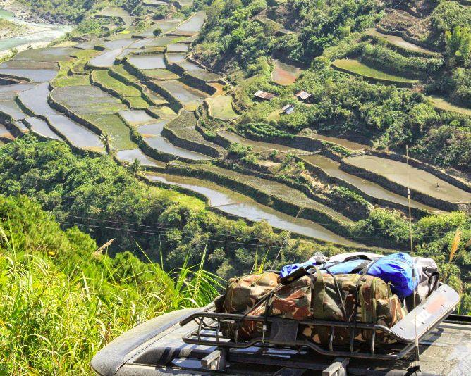 טיול לפיליפינים עם ג'יפים