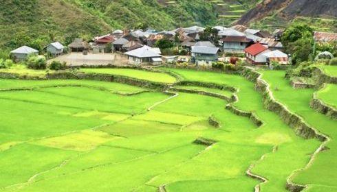 טיול לצפון הפיליפינים
