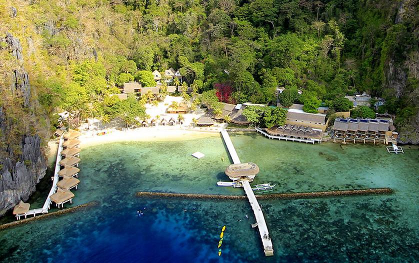 מלון באל נידו הפיליפינים