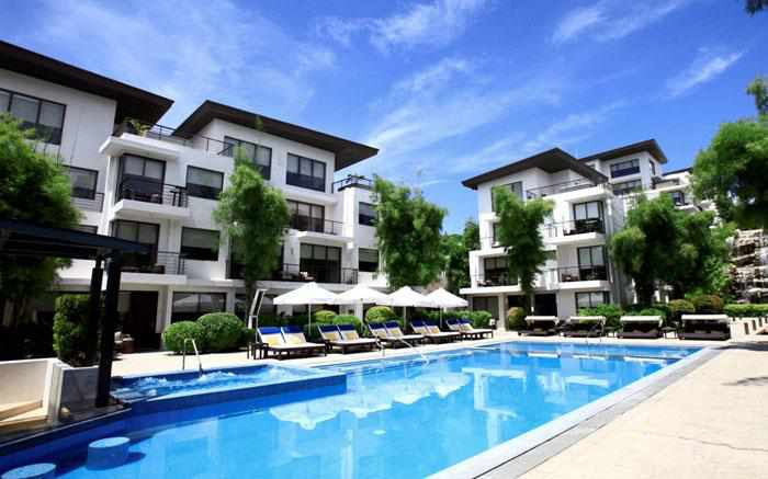 מלון בפיליפינים
