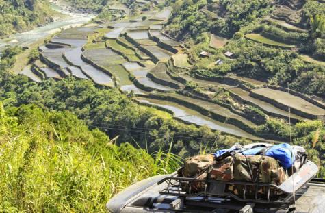טיולי ג'יפים בפיליפינים