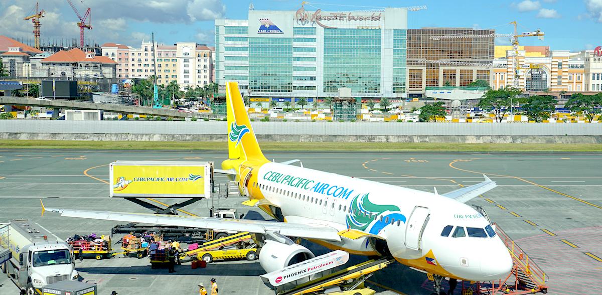 מלונות בפיליפינים ליד שדה התעופה